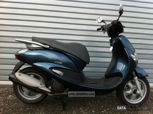 2001 MBK  DODO 125 CCM TÜV TO 2014 5100 KM MILEAGE Motorcycle Scooter photo