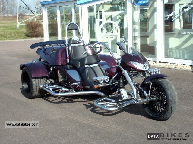 2012 Boom  Figther X 11 LTD Motorcycle Trike photo