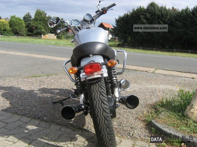 1989 Moto Guzzi  Cali Jackal 3 Motorcycle Chopper/Cruiser photo