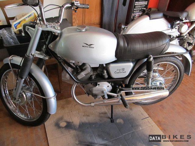 1970 Moto Guzzi  dingo Motorcycle Motor-assisted Bicycle/Small Moped photo