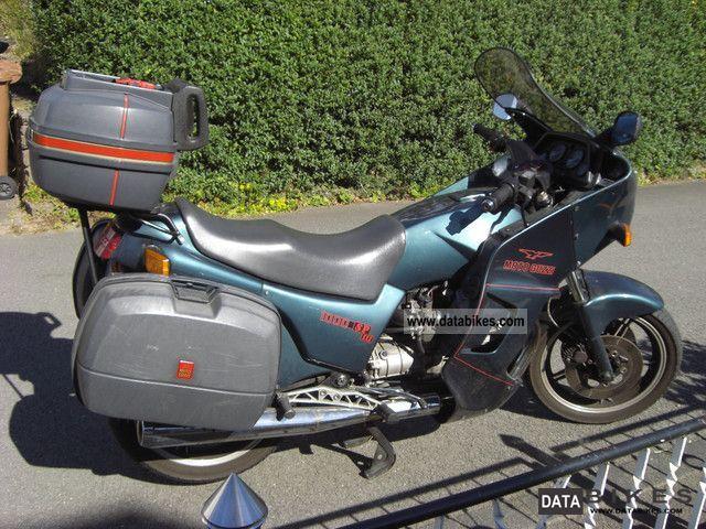 1991 Moto Guzzi  vsp 3 Motorcycle Tourer photo