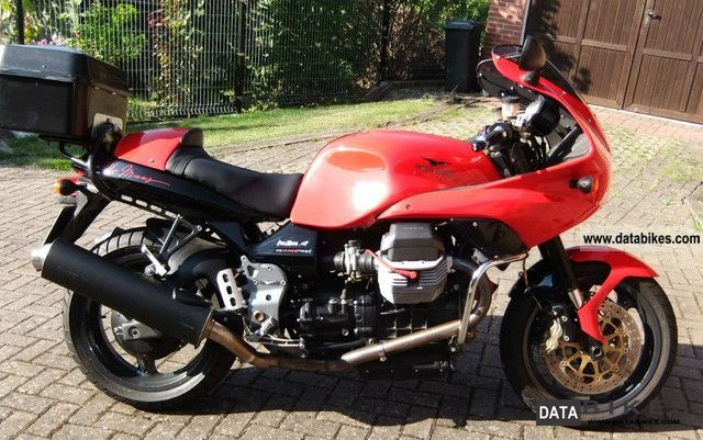 2005 Moto Guzzi  V11 LeMans Motorcycle Motorcycle photo