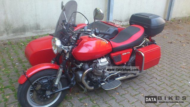 Moto Guzzi  850 T3 1977 Vintage, Classic and Old Bikes photo