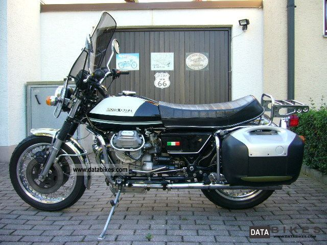 Moto Guzzi  G5, T3 1976 Vintage, Classic and Old Bikes photo