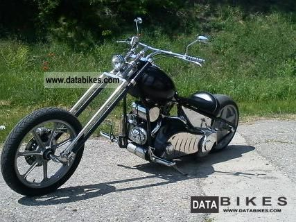 2010 Other  Chopper Motorcycle Chopper/Cruiser photo