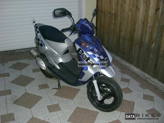 2007 Beta  ARK LC K SERIES WATER COOLED Motorcycle Scooter photo