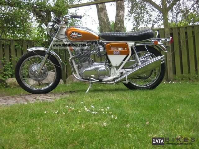 1972 BSA  Rocket 3 Mark II Motorcycle Motorcycle photo