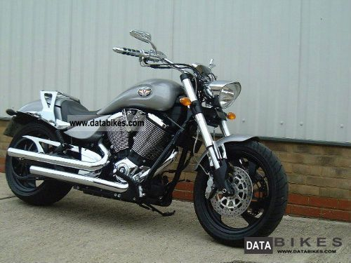 2009 VICTORY  Hammer Motorcycle Chopper/Cruiser photo