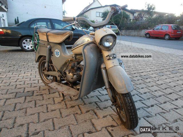 Daimler Puch Motorcycle Puch Steyr-daimler-dsr