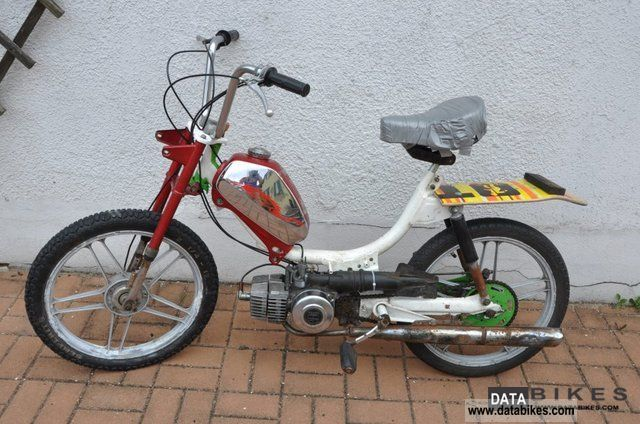 1976 Puch  x30 Motorcycle Motor-assisted Bicycle/Small Moped photo