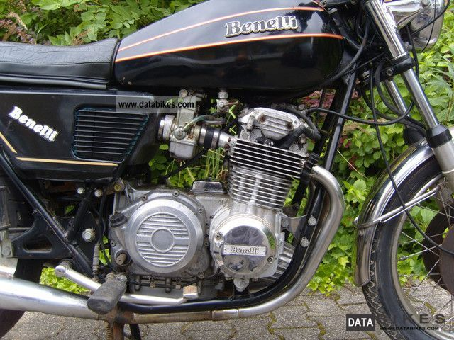 Benelli  500 LS, Oldtimer 1979 Vintage, Classic and Old Bikes photo