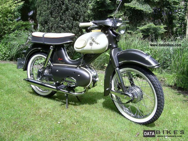 Kreidler  Foil Super K54/2A 1963 Vintage, Classic and Old Bikes photo