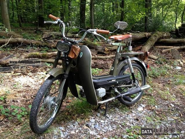 DKW  P1 505-P 1977 Vintage, Classic and Old Bikes photo