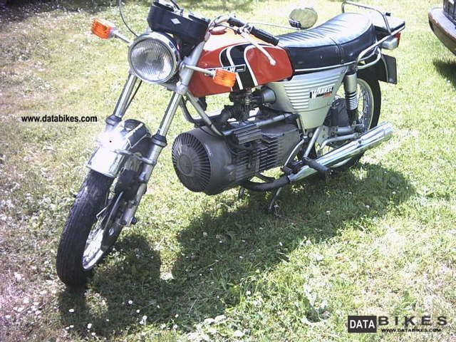 DKW  Wankel 2000 1975 Vintage, Classic and Old Bikes photo