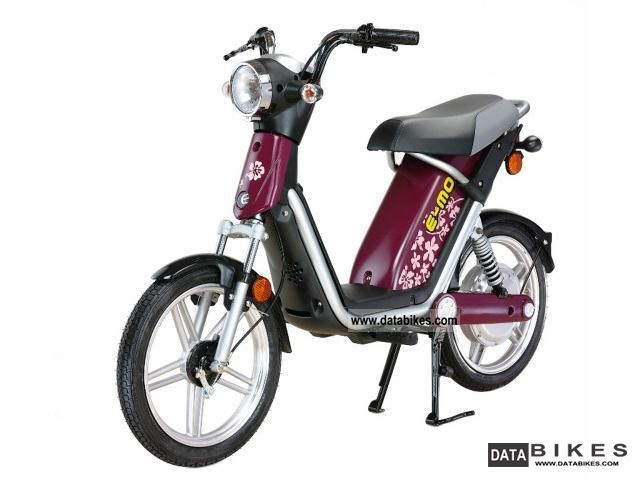 Generic  e-MO 2012 Electric Motorcycles photo