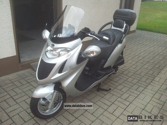 2012 Kymco  Grand Dink 125s Motorcycle Scooter photo