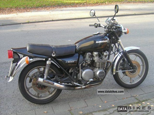 Kawasaki  Z 650 C2 1979 Vintage, Classic and Old Bikes photo