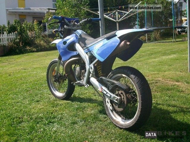 2000 Derbi  Senda R SM Motorcycle Motor-assisted Bicycle/Small Moped photo