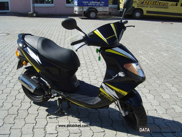 Daelim  S - Five 50 2012 Scooter photo