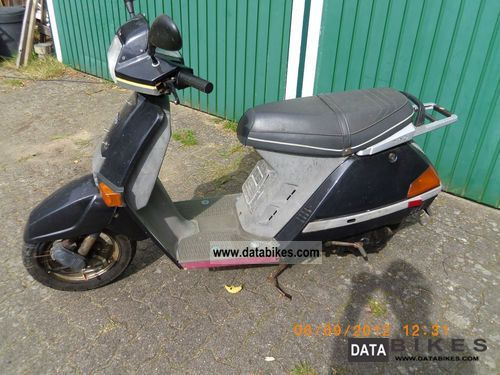 1994 PGO  50 Motorcycle Motor-assisted Bicycle/Small Moped photo