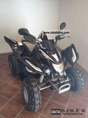 2007 Aeon  Cobra 50 Motorcycle Quad photo