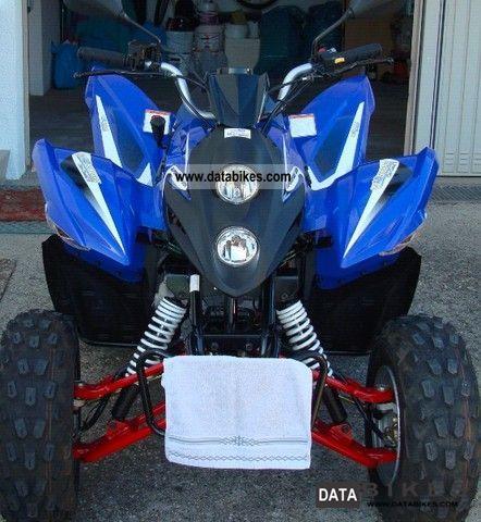 2011 Aeon  Cub Cadet Sportquad SS230 Motorcycle Quad photo