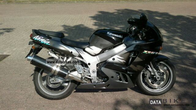 1997 Kawasaki  ZX 900 B Motorcycle Sports/Super Sports Bike photo