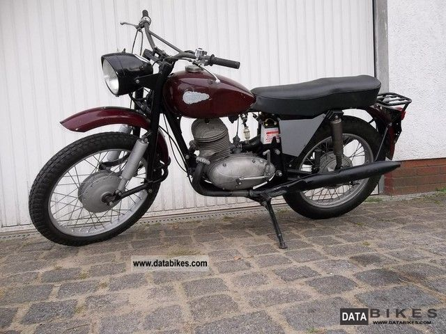 Jawa  Monark vintage military 1963 Vintage, Classic and Old Bikes photo