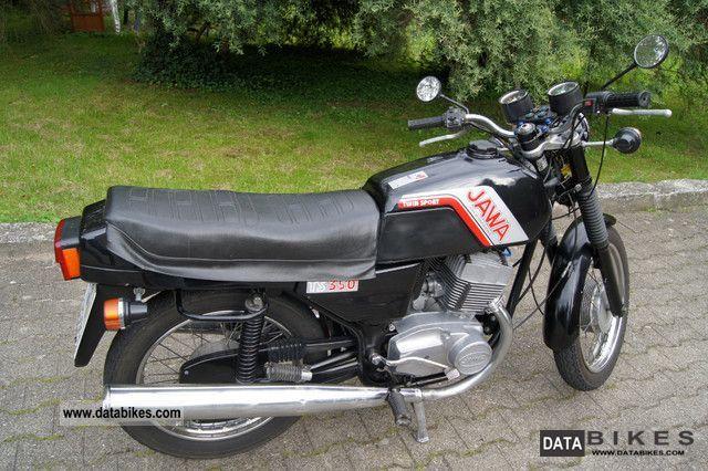 1987 Jawa  638 Motorcycle Tourer photo