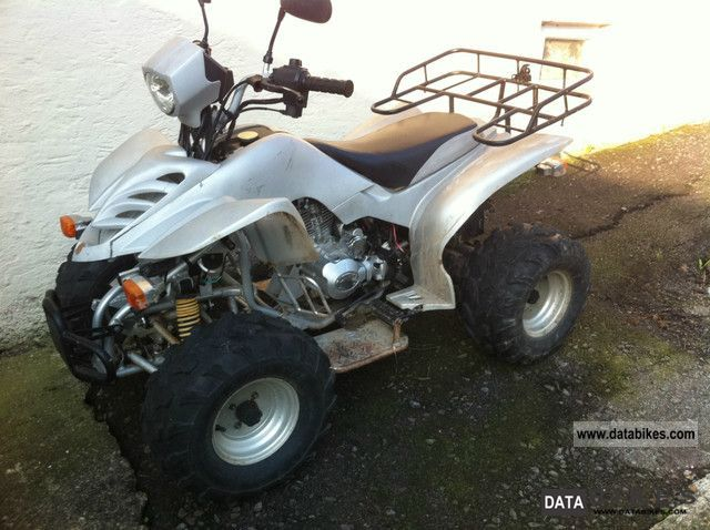 2006 Bashan  BS200S-3 Motorcycle Quad photo
