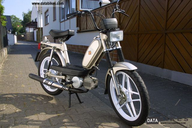2000 Herkules  Prima 4 Motorcycle Motor-assisted Bicycle/Small Moped photo