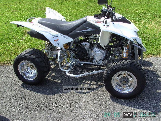 2012 SMC  Bronco 323 Supermoto Motorcycle Quad photo