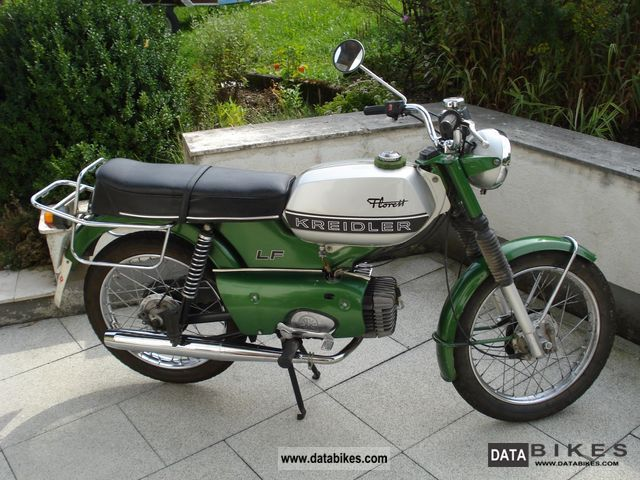 Kreidler  lf 1977 Vintage, Classic and Old Bikes photo