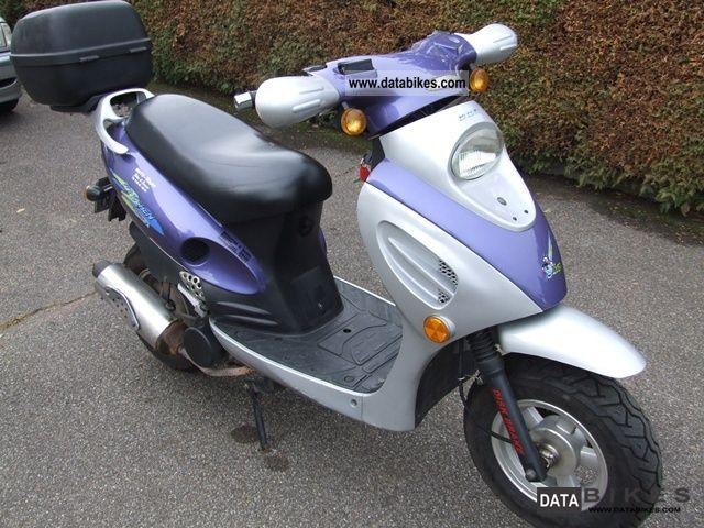 Other  Zongshen ZS125T-7 2005 Scooter photo