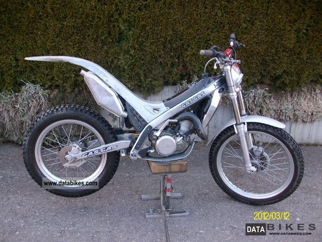 Gasgas  Trial 320 1997 Enduro/Touring Enduro photo