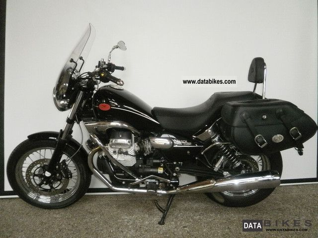 2010 Moto Guzzi  Nevada750Classic Motorcycle Motorcycle photo