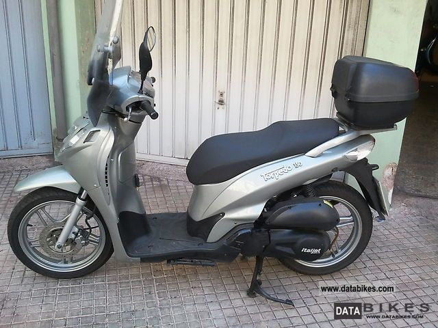 2008 Italjet  Torpedo 150 - come nuovo Motorcycle Motorcycle photo