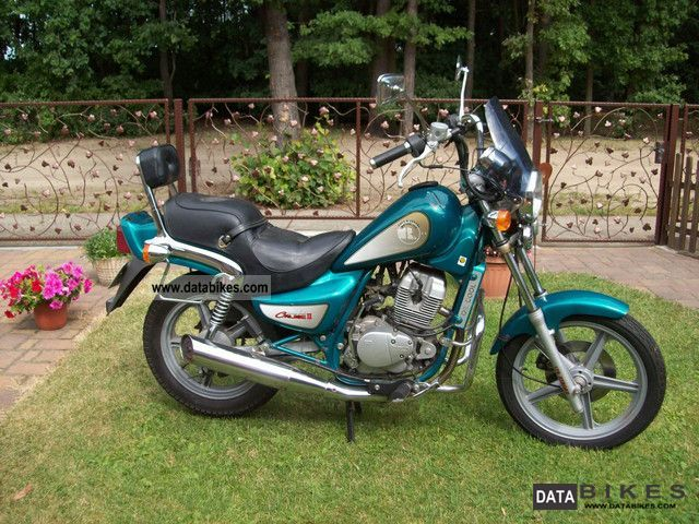 Hyosung  Cruise 1998 Chopper/Cruiser photo