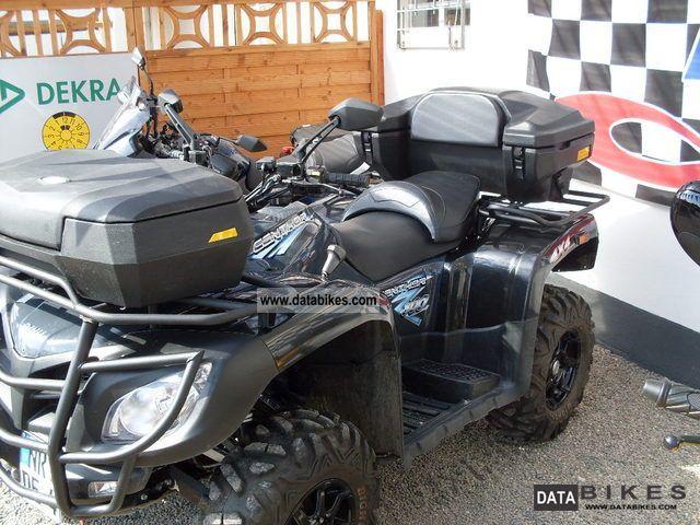 Dinli  Centhor 800L 4x4 only 6900, - € 2012 Quad photo