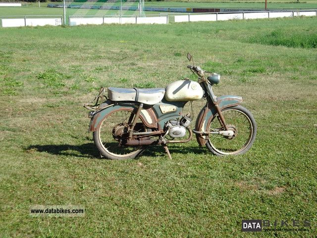 NSU  Rixe 1960 Vintage, Classic and Old Bikes photo