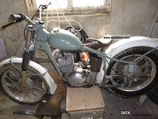 Mz  Trial 1960 Vintage, Classic and Old Bikes photo