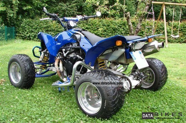 2005 Yamaha  4 Zylider Motorcycle Quad photo