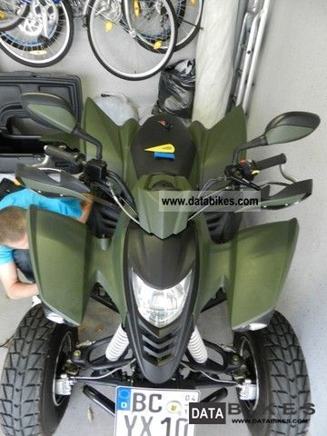 2006 CPI  250 XS Motorcycle Quad photo