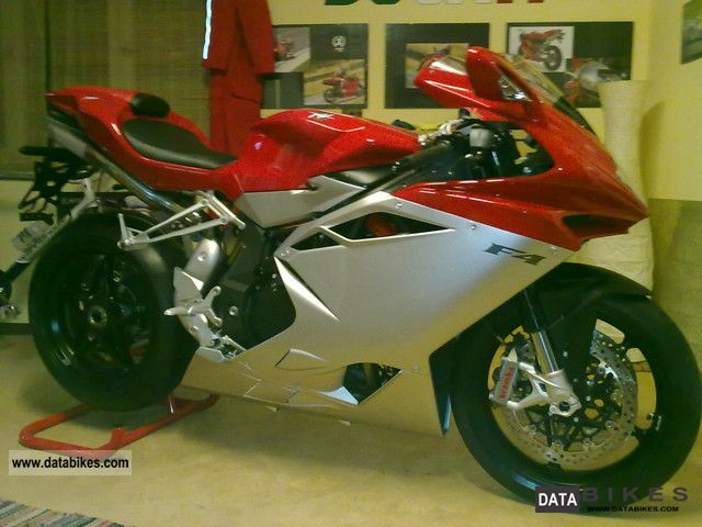 2011 MV Agusta  F 4 (new model) Motorcycle Sports/Super Sports Bike photo