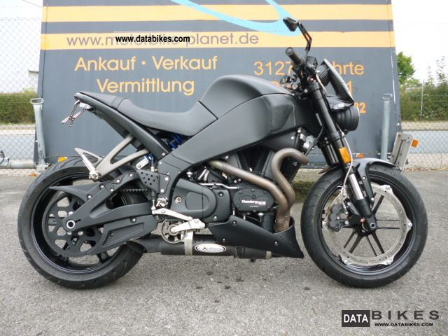 2011 Buell  Lightning XB SX Motorcycle Motorcycle photo