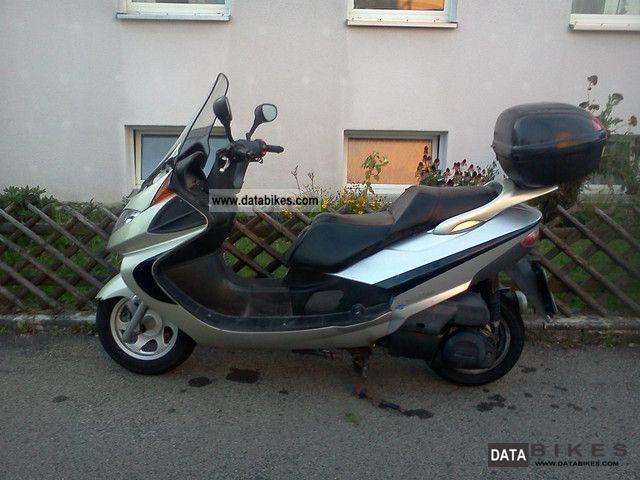 2001 Italjet  Jupiter 250 Motorcycle Scooter photo