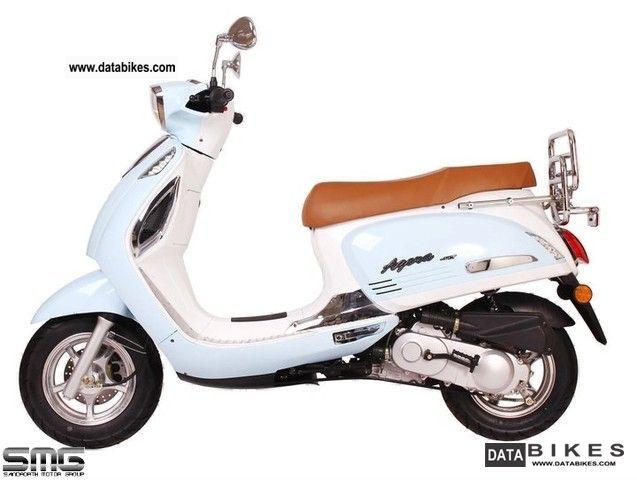 2012 Keeway  Agora 25/45 Motorcycle Motor-assisted Bicycle/Small Moped photo