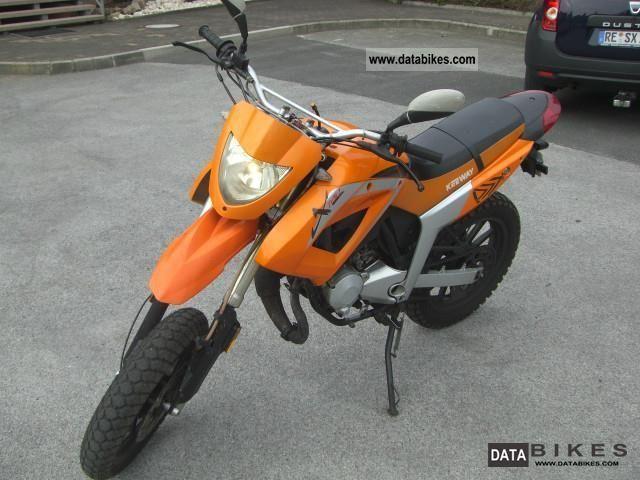 2007 Keeway  X-Ray Motorcycle Rally/Cross photo
