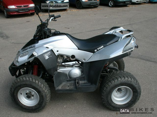 E-Ton  VXL-250 2005 Quad photo