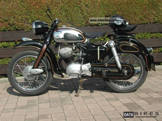 NSU  Maxi 1963 Vintage, Classic and Old Bikes photo